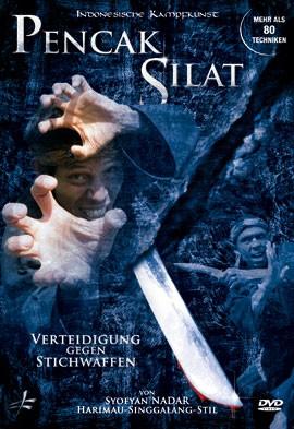 PENCAK SILAT - Verteidigung gegen Stichwaffen, DVD 221