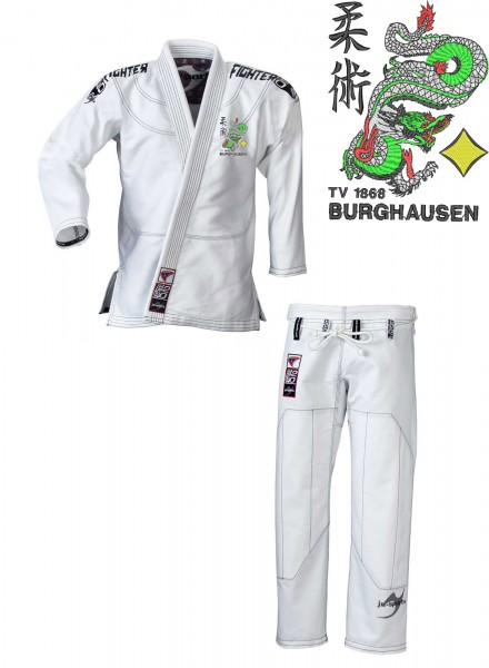 Ju-Jutsu Anzug Pearl Fighter 2.0 - TV Burghausen Kollektion