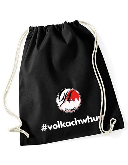 VfL Volkach Turnbeutel schwarz WM110