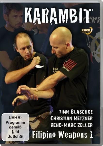 DVD - Karambit - Filipino Weapons 1