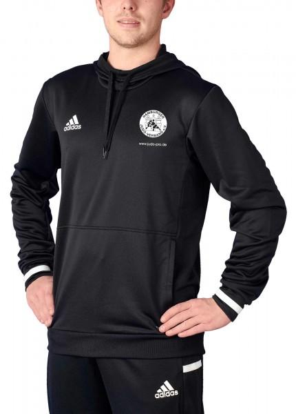HJV adidas T19 Hoodie Männer schwarz/weiß, DW6860