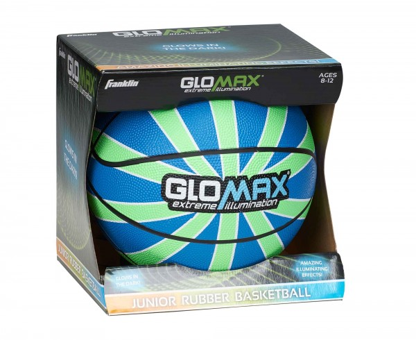 Franklin Glomax ® Rubber Basketball