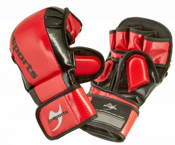 MMA/Allkampf Sparring Handschuh Carbon rot