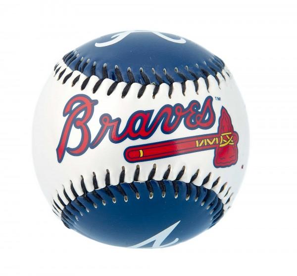 Franklin MLB Team Soft Strike® Baseballs - Braves