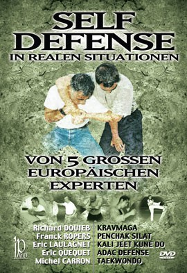 SELF-DEFENSE in realen Situationen, DVD 94