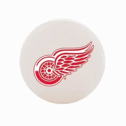 "NHL Streethockey-Ball ""Detroit Red Wings"", F21"