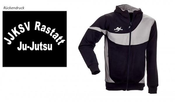 Teamwear Element C1 Zip Hoodie, JJKSV Raststatt, Vereinslogo Ju-Jutsu