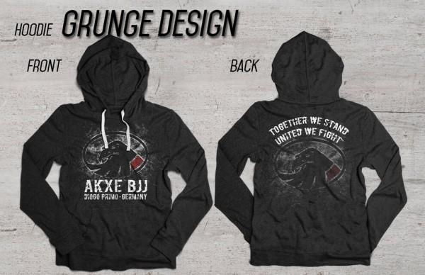 AKXE Hoodie Grunge