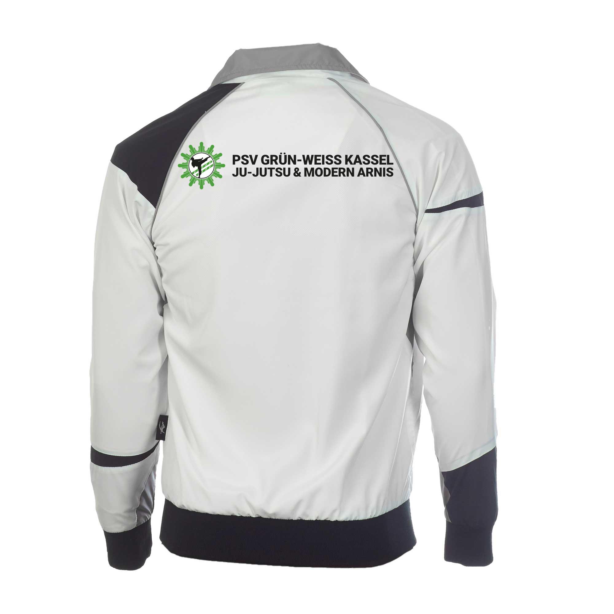 PSV Kassel Teamwear Element C1 Jacke weiß