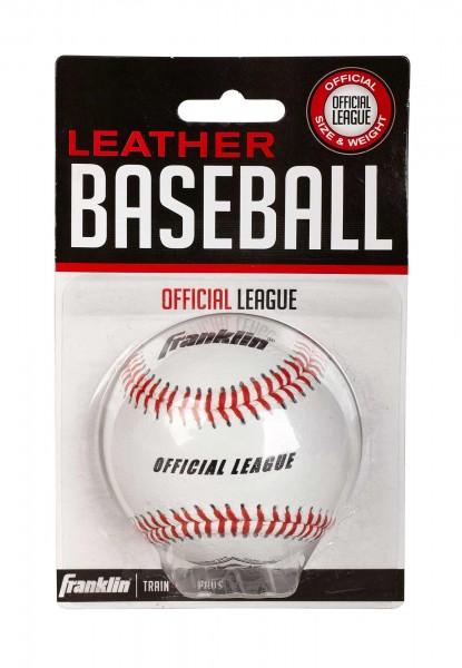 Franklin Baseball Leder/Kork,Rubber, Blister
