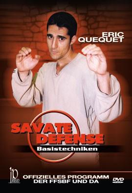 SAVATE Defense Basistechniken, DVD 105