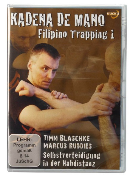 DVD Serie Kadena de Mano Filipino Trapping Teil 1