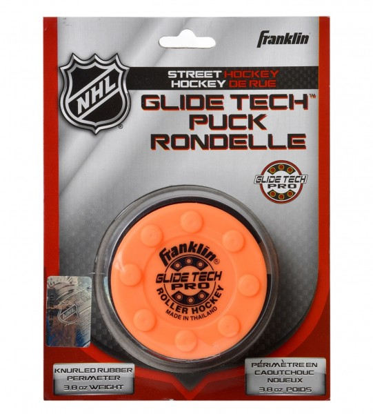 Franklin Streethockey Glide Tech Puck Rondelle