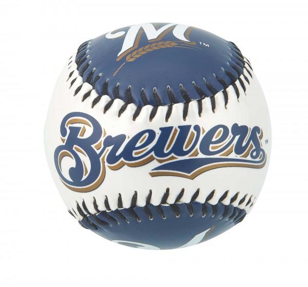 Franklin MLB Team Soft Strike® Baseballs - Brewers