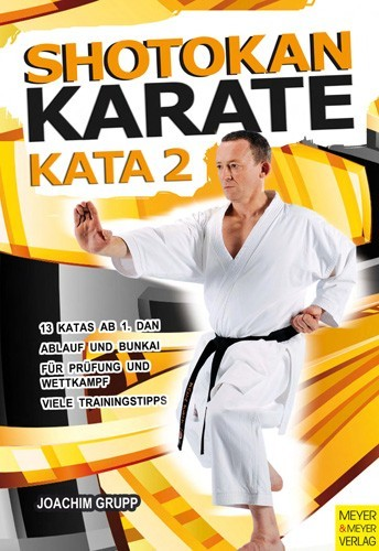 Joachim Grupp : Shotokan Karate - KATA 2