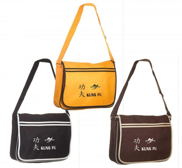 Messenger Bag Retro Kung Fu