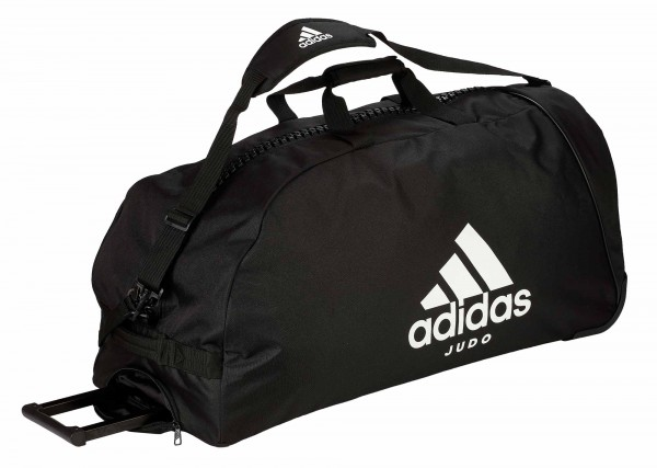 "adidas Trolley ""Judo"" black/white Nylon, adiACC057"