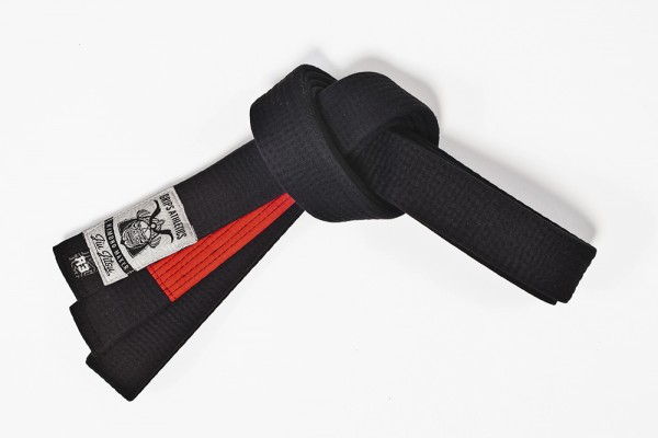 GR1PS BJJ Belt black