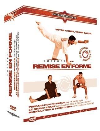 Verbesserung der Leistungsfähigkeit (DVD 22 - DVD 97 - DVD 98)
