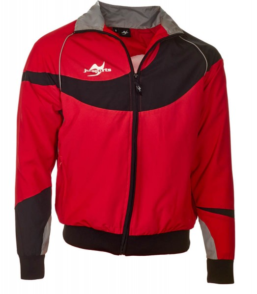 Teamwear Element C1 Jacke rot