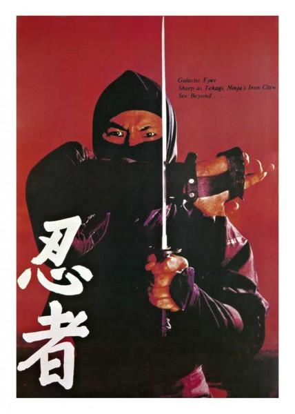 Poster Ninja Hand Claw