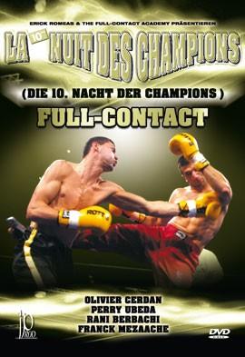 FULL-CONTACT DIE 10. Nacht der Champions, DVD 124