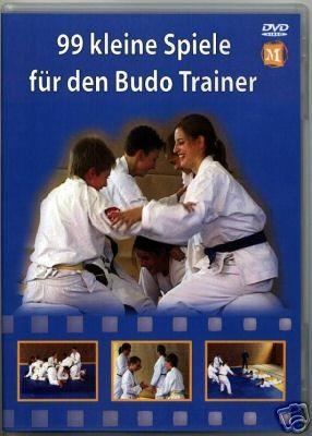 DVD - 99 kleine Spiele für das Budotraining