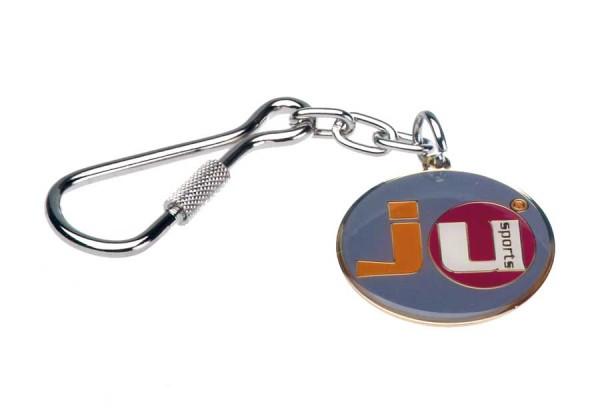 Schlüsselanhänger Ju-Sports Logo