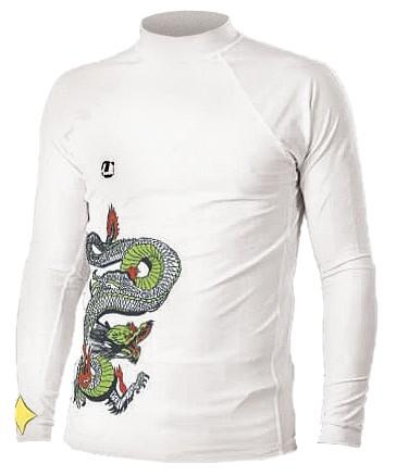 "Compression Shirt Burghausen ""Dragon"""
