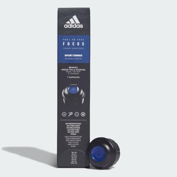 "adidas Sportdrinks ""FOCUS""-Kapseln, 7 Stück, (1 Bar à 7 Kapseln = 4,2 l Sport Drink) (0,33 €/100 ml)"