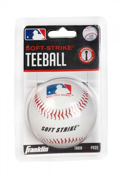 Franklin Teeball Syntex®/solid rubber, Blister
