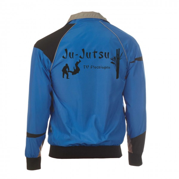 Teamwear Element C1 Jacke blau, TV Plochingen Ju-Jutsu