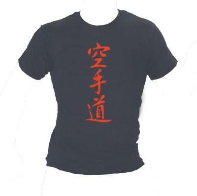Shirt Karate Kanji