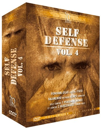 Self Defense vol.4 DVD Box set (dvd 92- dvd 168- dvd 169)