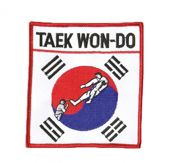 Patch Taekwondo