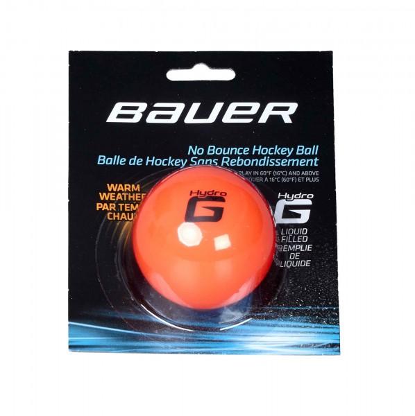 "BAUER Hockey Hydrog Ball ""Liquid filled"", orange (1048141)"
