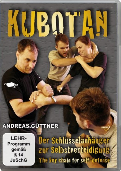 DVD - Kubotan - Der Schlüsselanhänger zur Selbstverteidigung