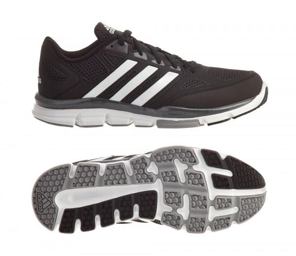 adidas Trainingsschuh Speed Trainer schwarz/weiß (G98598)