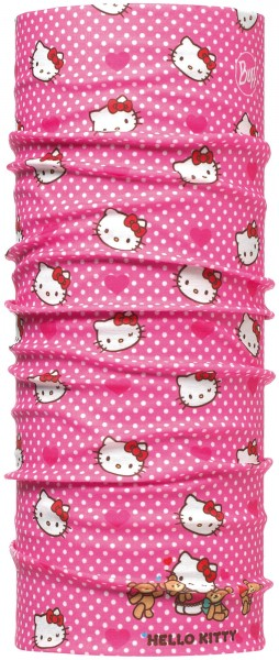 "Original Buff Hello Kitty ""HeartsandDots"" 104707"