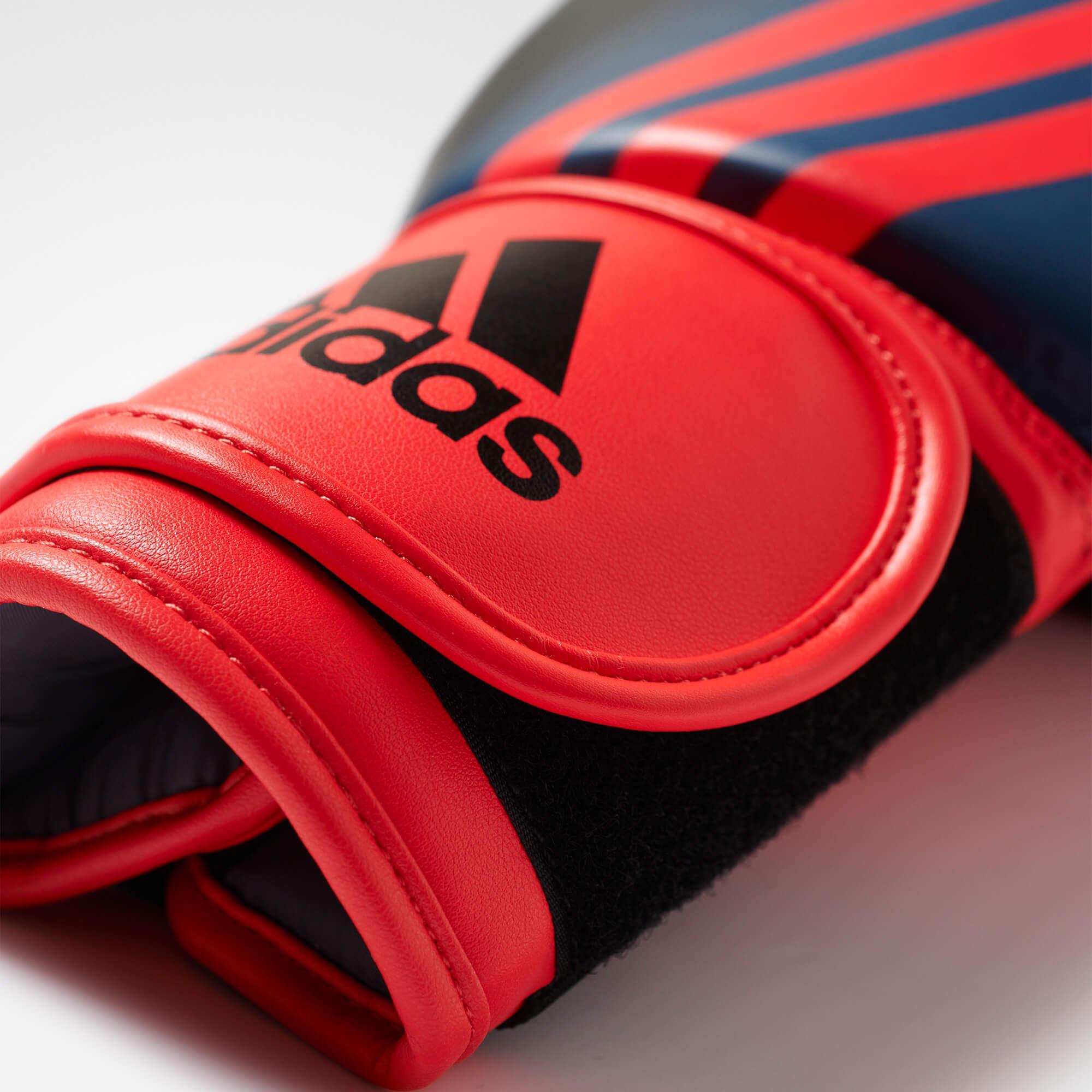 adidas Damen Boxhandschuhe Speed Women 100, blackshock red, ADISBGW100