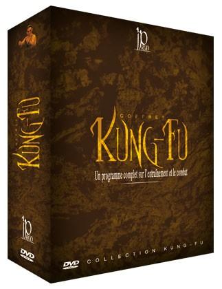Kung Fu DVDs Box Set (dvd 06 - dvd 08 - dvd 72)