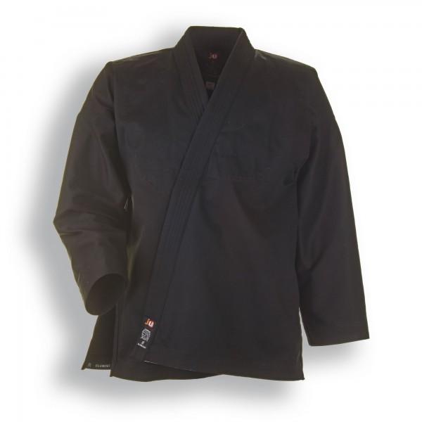 Element Jacke schwarz regular cut