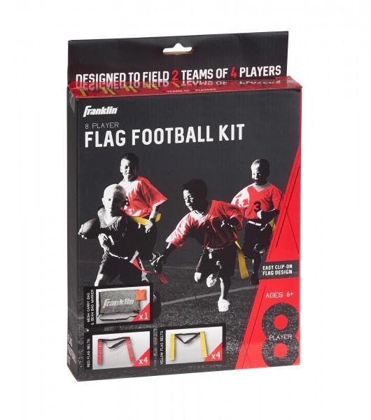 Franklin Flag Football Set für 8 Spieler