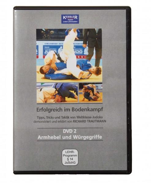 Erfolgreich im Bodenkampf - DVD 2: Armhebel und Würgegriffe