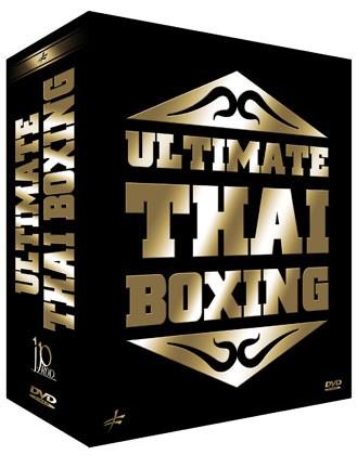 3 DVD Box Ultimate Thai Boxing