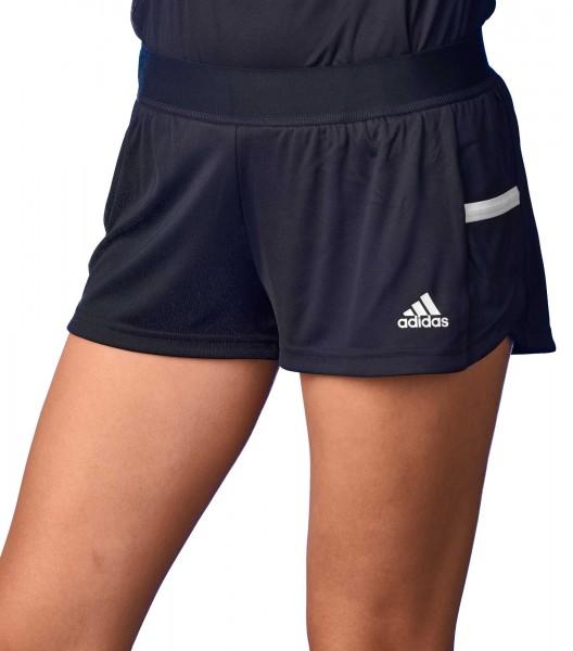 adidas T19 Run Shorts Damen schwarz/weiß, DW6863