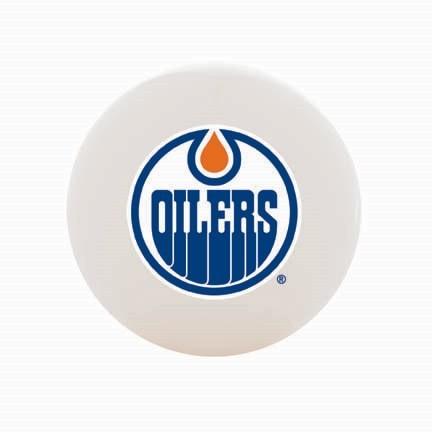 "NHL Streethockey-Ball ""Edmonton Oilers"", F17"
