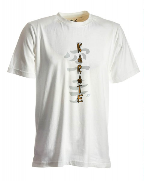 Karate-Shirt Classic weiß