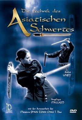 Die Technik des asiatischen Schwertes, DVD 174