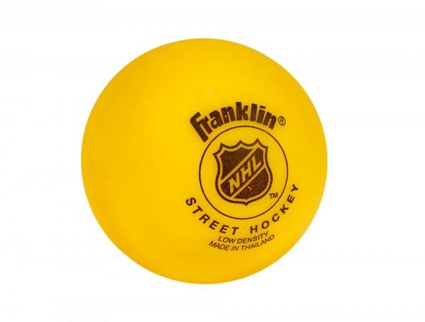 Franklin Streethockeyball Low Density gelb